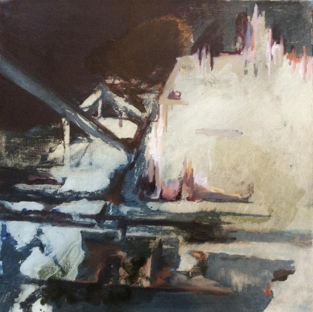 , 'Shipwreck II,' 2015, Galleri Duerr