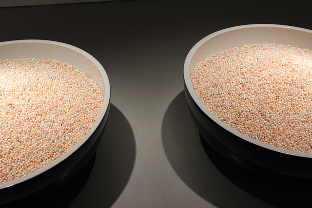 , 'Bowls of Pearls,' 2006, Andy Warhol Museum