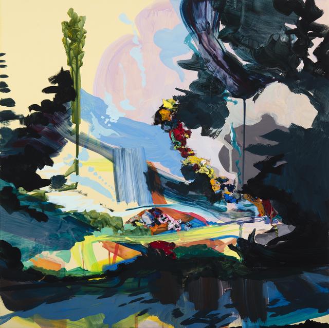 , 'Rendering,' 2015, Galleri Urbane