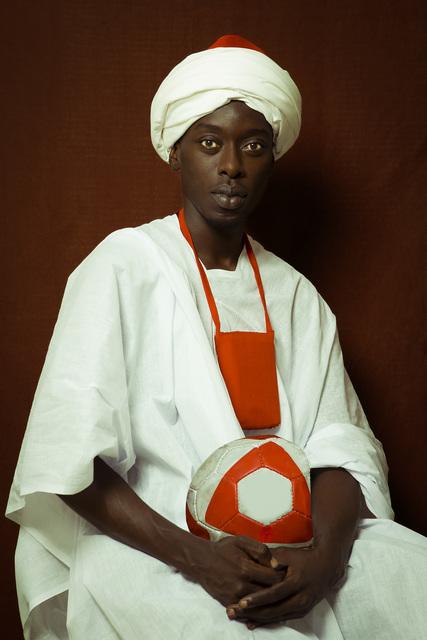 , 'Ayuba Suleiman Diallo,' 2014, Magnin-A