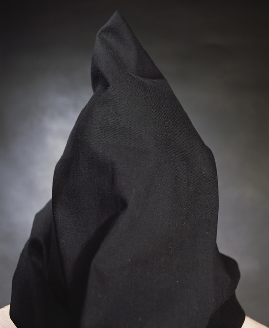 ", 'Francie McGiugan, ""The Hooded Men"" (Torture) ,' 2015, Galerie Nathalie Obadia"