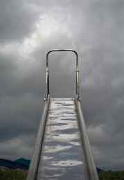 Slide and Clouds