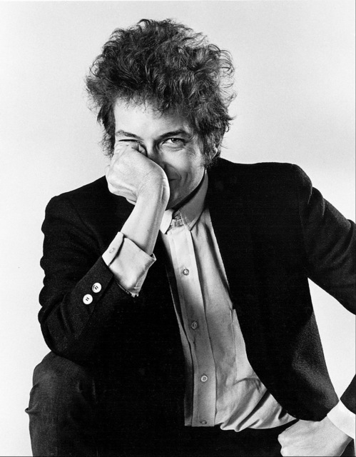 , 'Bob Dylan Hand to Face, NYC,' 1965, TASCHEN