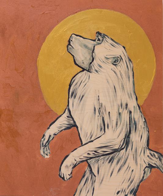 , 'Monkey (sun),' 2015, Jules Maeght Gallery