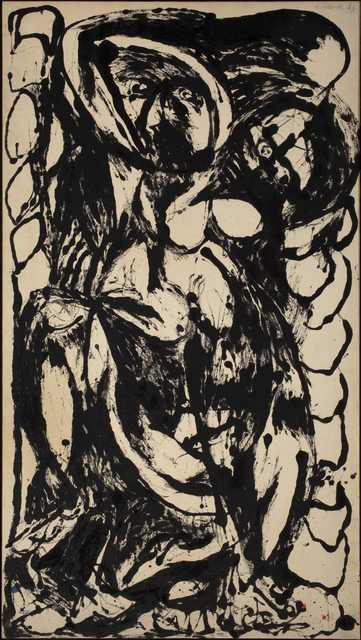 , 'Number 5,' 1952, Tate Liverpool