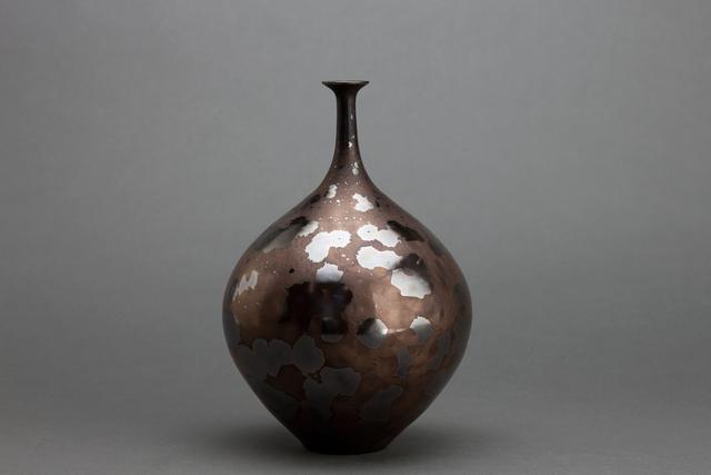 , 'Vase, koffee bronze glaze,' , Pucker Gallery
