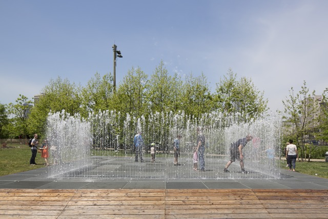 Jeppe Hein, 'Appearing Rooms', 2004, Public Art Fund