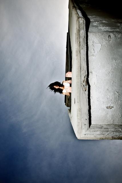, 'Self-Portrait (Seoul),' 2008, Christophe Guye Galerie