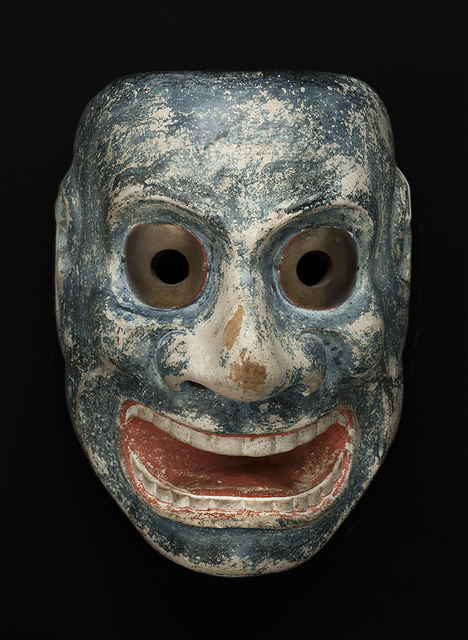 , 'Japan - Shrine Mask, Otobide,' 19th C., Cavin Morris Gallery