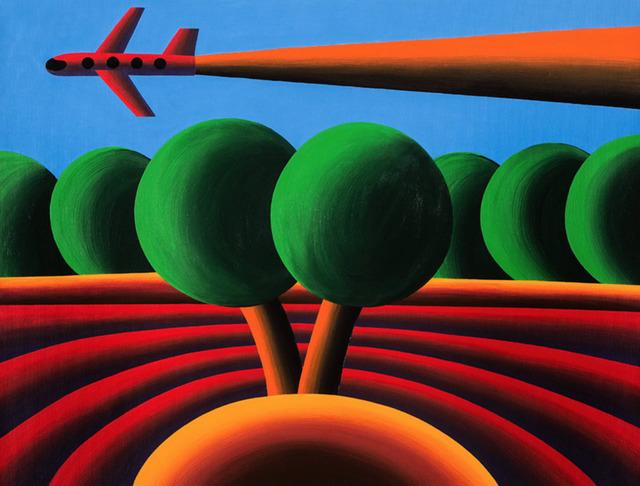 Oleg Khvostov, 'Landscape', 2018, Recreational Enterprises & Perseus Gallery