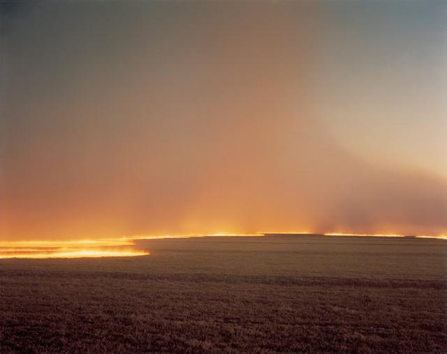 Richard Misrach, 'Desert Fire #249', 1985, Pace/MacGill Gallery