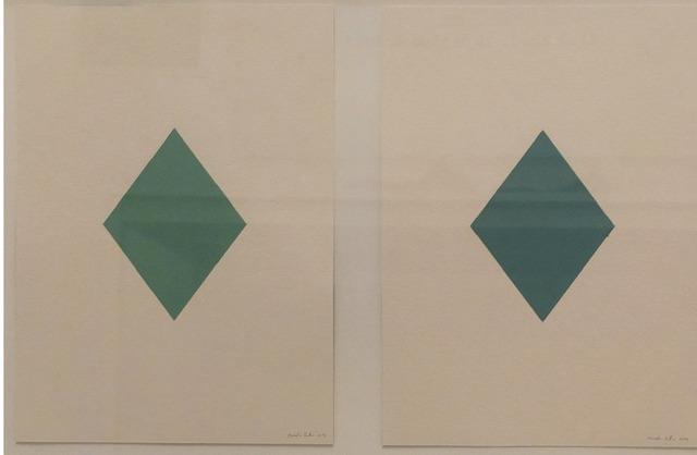 , 'Untitled (Variation) #1,' 2013, Belo-Galsterer Galeria