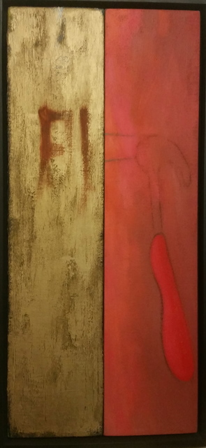 , 'Ming Disappearing, Version 2,' 1990, Miller White Fine Arts