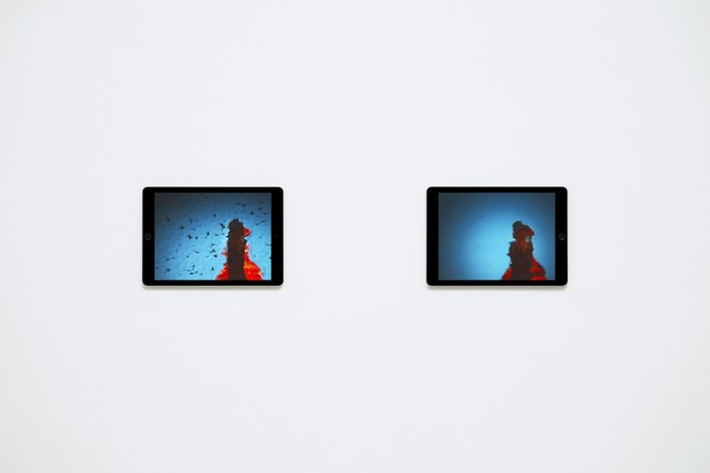 , 'Venezia, Images Shown on Two Apple iPad Air 2s,' 2014, West Den Haag