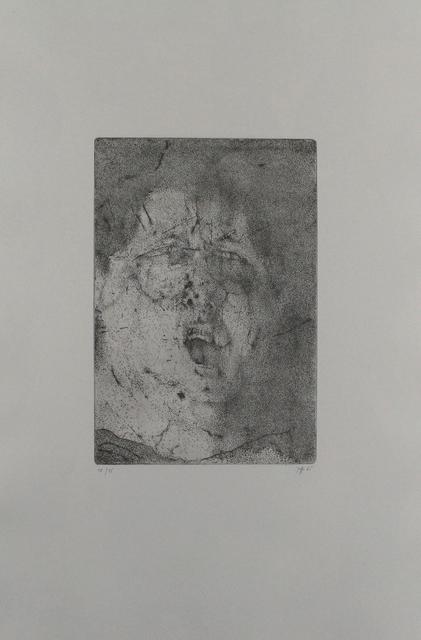 , 'Selbst, dramatisch,' 1965, Sylvan Cole Gallery