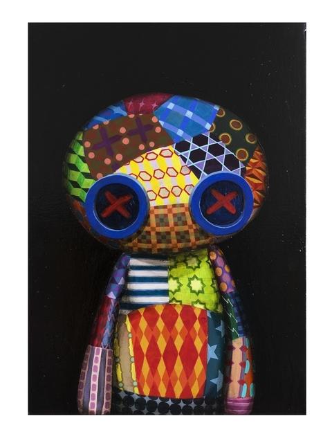 , 'Retrato de Boneco,' , Galeria Movimento