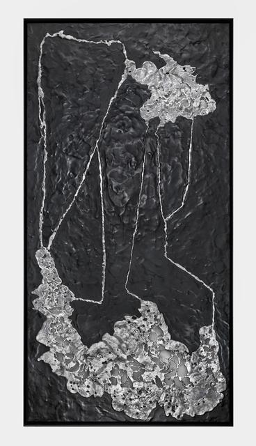 Lonney White III, 'Untitled (Encaustic Painting)', 2013, LMD studio