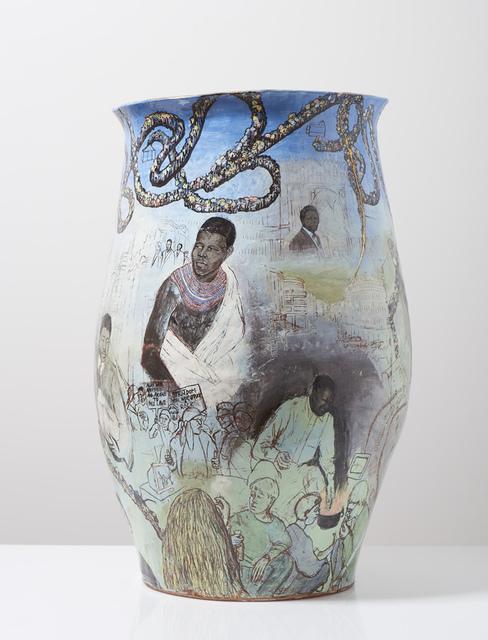 Claudia Clare (b.1962), 'Remembering Nelson Mandela', 2015, Zuleika Gallery