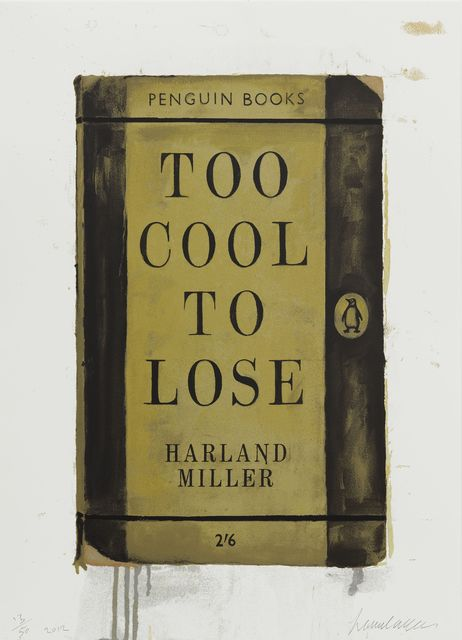 , 'Too Cool To Lose,' 2012, White Cube
