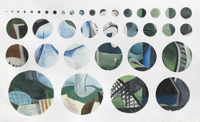 , 'Cover 01,' 2012 , Galleria Continua