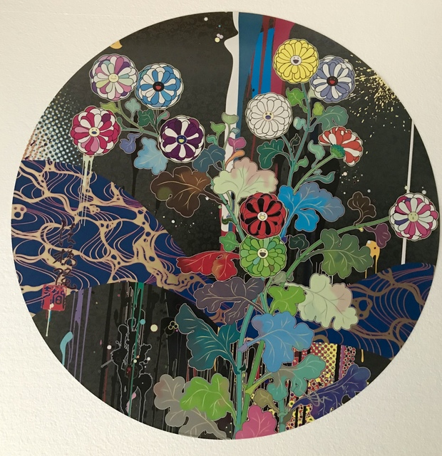 Takashi Murakami, 'Korin: Stellar River in the Heavens ', 2016, Pop Fine Art
