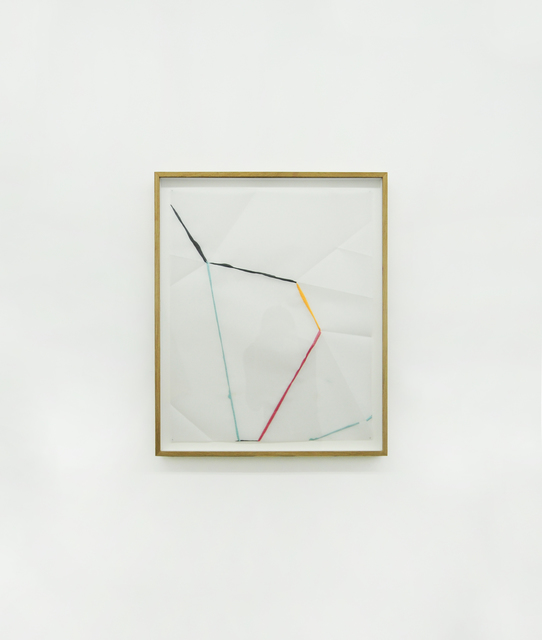 , 'Fold & Dip No. 3,' 2014, Bartha Contemporary