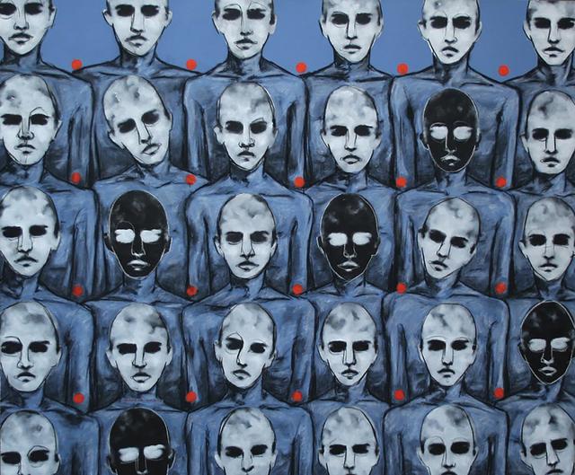 , 'Clone,' 2013, HATCH ART PROJECT