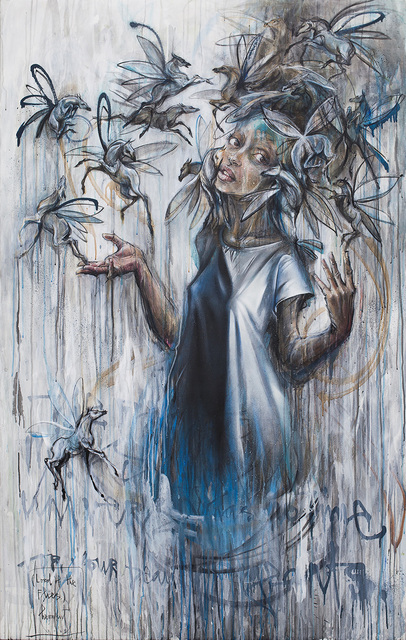 , 'Lord Of The Flies,' , Corey Helford Gallery