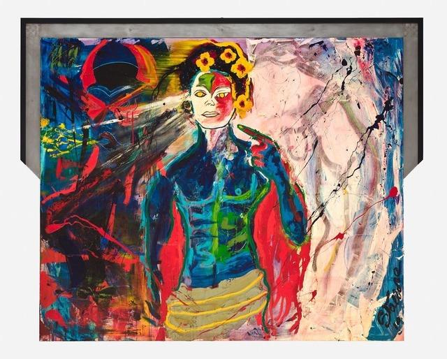 , 'Untitled (Michael Jackson),' 2010, Galerie Gmurzynska