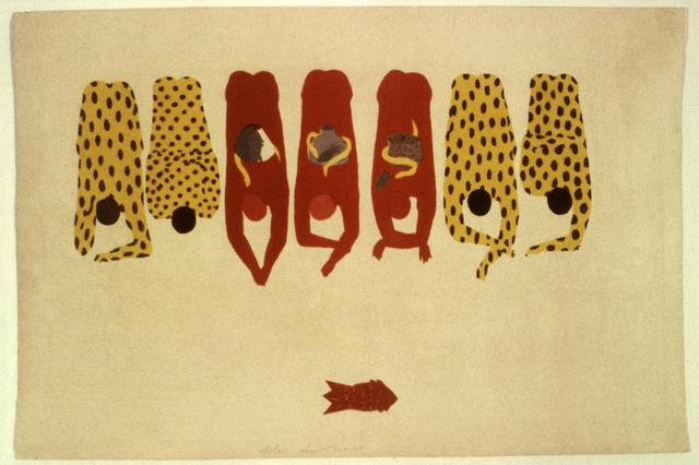 , 'Veneración (Veneration),' 1986, Fowler Museum at UCLA