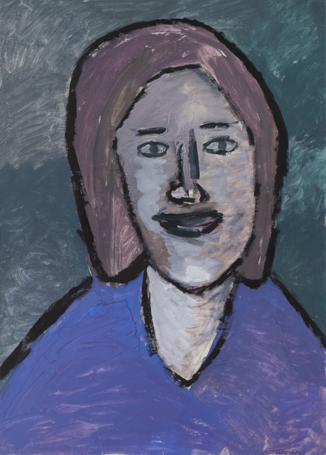 , 'Daughter of the Minister of Transportation,' 1969, ART4