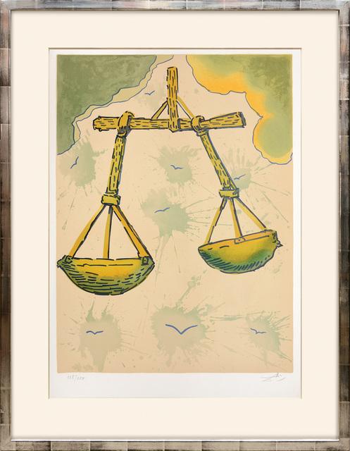 Salvador Dalí, 'Libra', 1967, Peter Harrington Gallery