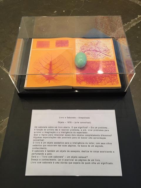 , 'Livro e sabonete,' 1976, Baró Galeria