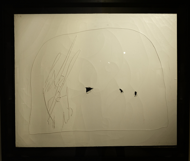 , 'Concetto Spaziale,' 1961, Our Gallery