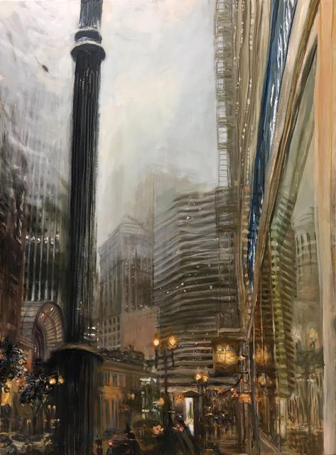, 'Post St,' 2018, Studio Shop Gallery