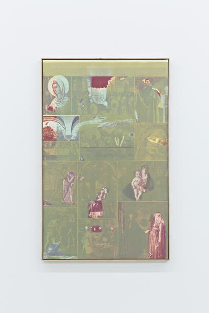 , 'Poster Penance,' 2017, Temnikova & Kasela