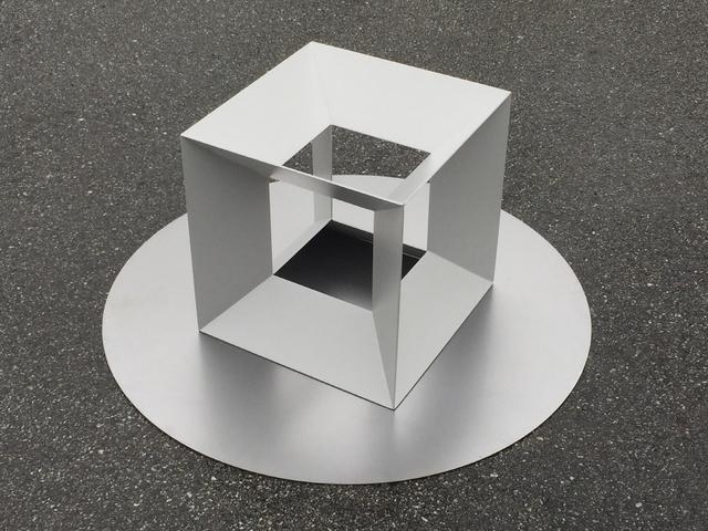 Myung-seop Hong, 'meta-cube', 2017, Gallery EM
