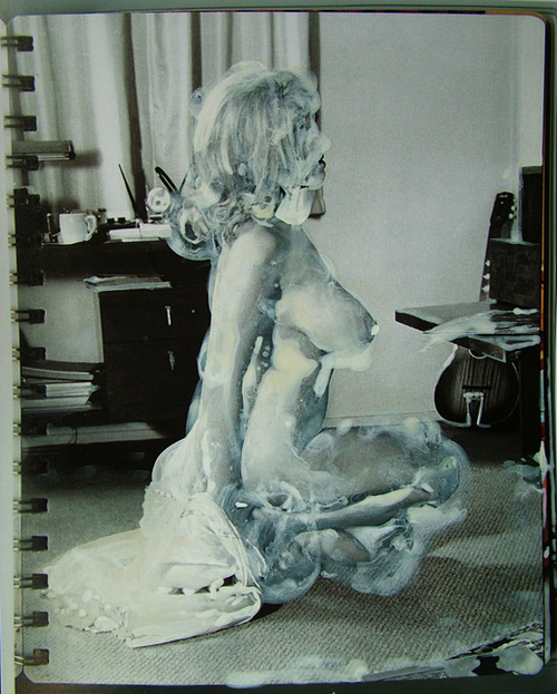, 'White Bubble Girl,' 2010, Powen Gallery