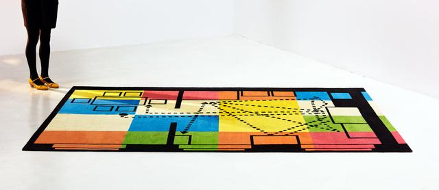 Liam Gillick, 'Lihotsky Carpet', 2016, Equator Production