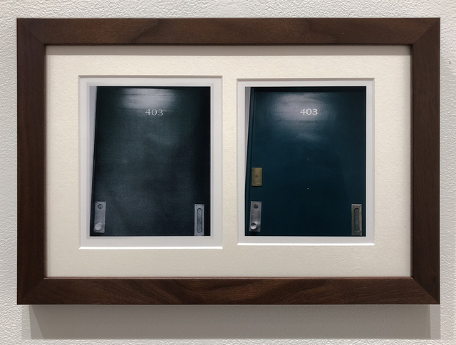 , '#403 (exterior),' 2017, Postmasters Gallery