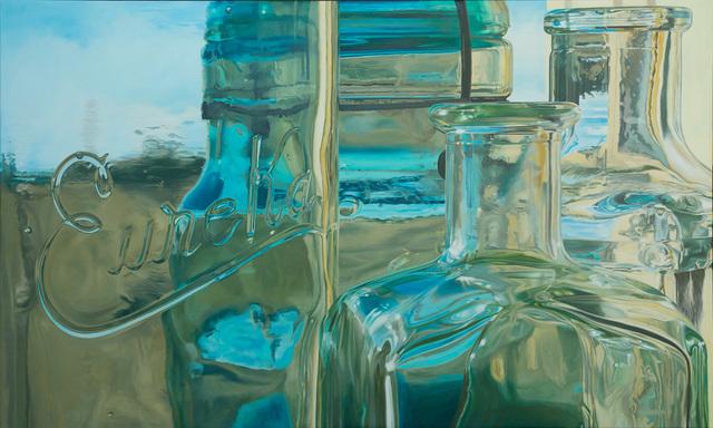 , 'Eureka,' 2015, Gallery Henoch