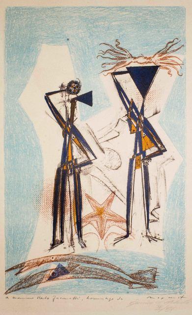 Max Ernst, 'Etoile de Mer', 1950, Wallector