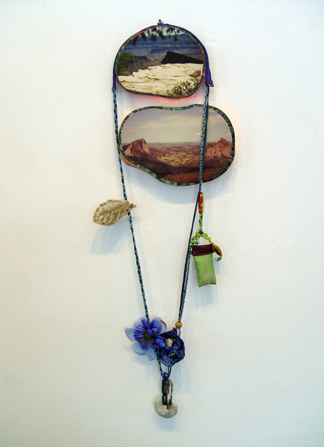 , 'Night Jewelry: dream of mountains,' 2014-2015, A.I.R. Gallery