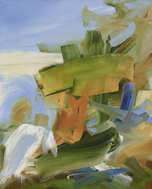 , 'Medium Study for Generosity,' 2019, Cadogan Contemporary