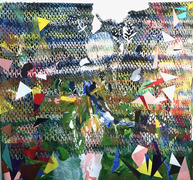 , 'Huge Knitt,' 2017, Häusler Contemporary