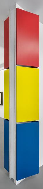 , 'Reliefs Serie B,' 1967-2018, Galerie Mehdi Chouakri