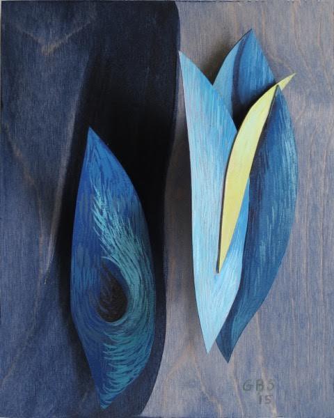 , 'Moon Shell,' 2015, Ro2 Art