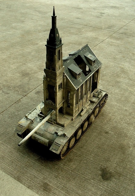 , 'Churchtank Type 13,' 2013, Joshua Liner Gallery