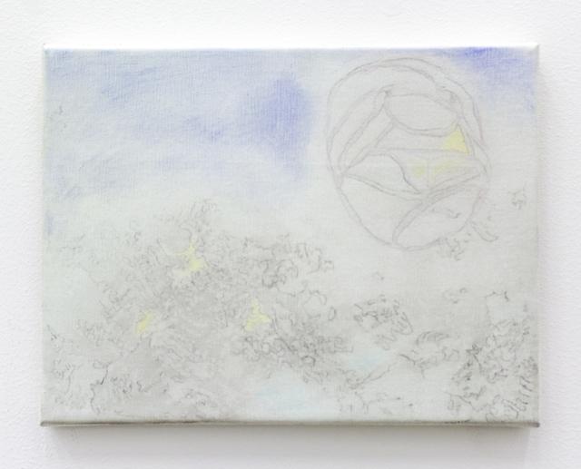 , 'Hang,' 2016, Galleri Jacob Bjørn