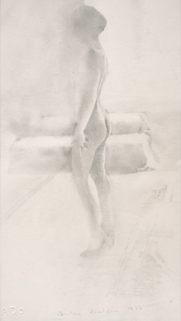 , 'In front of the window,' 1975, The Mayor Gallery